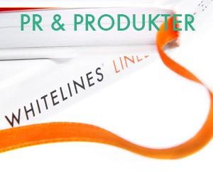 PR & PRODUKTER