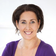 Carolina Gårdheim, författare och grundare av Kreativ Insikt.
