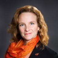 Ann-Sophie Bäckman, friskvårdskonsult och VD på Orangeriet Friskvård.